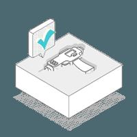 Approve The Case Design Icon
