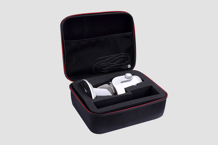 Stand Microphone Case