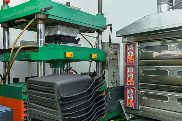 Streamlined Eva Case Manufacturing